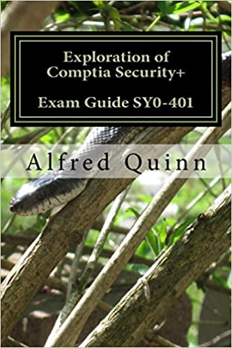 Book Exploration of Comptia Security+: Exam Guide SY0-401