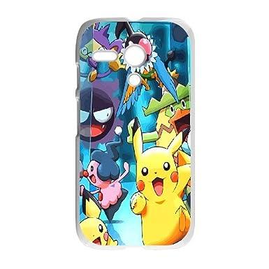 online retailer 3353f bad47 Pokemon For Motorola Moto G Custom Cell Phone Case Cover ...