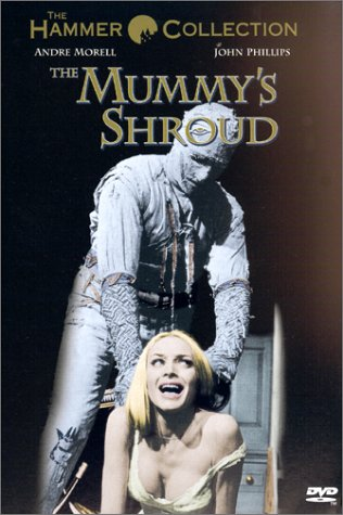 The Mummy's Shroud by Starz / Anchor Bay