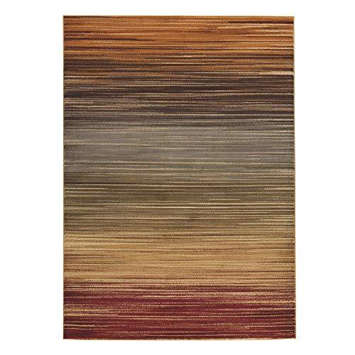 (Ashley Furniture Signature Design - Alpenrose Medium Rug - Contemporary - Multi)