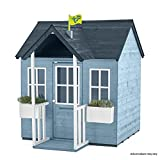 TP Toys Forest Villa Wooden Playhouse 18 Months+