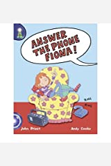 [(Lighthouse: Year 1 Blue - Answer the Phone, Fiona )] [Author: John Priest] [May-2001] Paperback