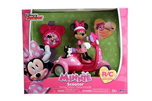 Jada Toys Minnie Mouse RC Scooter