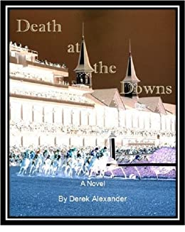 Death at the Downs (A Cathy Vega Mystery) by [Alexander, Derek]