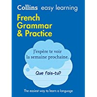 French Grammar & Practice (Collins Easy Learning) (Collins Easy Learning French)