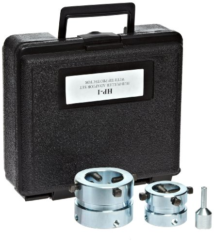 Posi Lock HP-1 Hub Puller Collar Set In Case by Posi Lock Puller