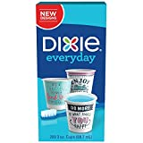 Dixie Everyday Disposable Bath Cups, 3 Oz, 200 Count, Augmented Reality Paper Cups