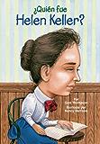 ¿Quien fue Helen Keller? (Who Was?) (Spanish Edition)