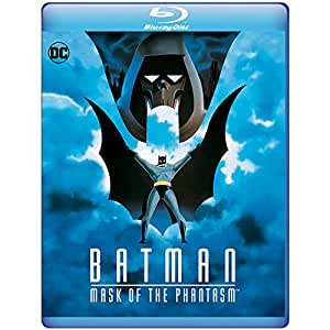 Batman: Mask of the Phantasm [Blu-ray]