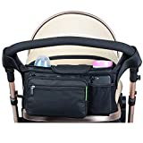 Uigos Baby Stroller Organizer for Smart Moms Best Bag Console City Vista Accessories Cup Holder Universal Caddy