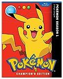 Pokemon: Indigo League - Season 1 Champion's Edition [Blu-ray]
