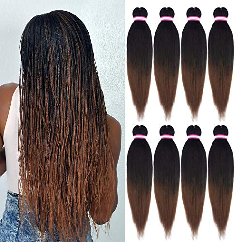 Pre stretched Professional Braiding Extension Synthetic product image