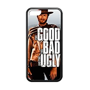 Tt-shop Custom The Good The Bad and The Ugly 01 Pattern For Iphone 5C (Laser Technology) HYG-10