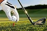 Taihemingna 40mm Mixed Color Plastic Airflow Golf