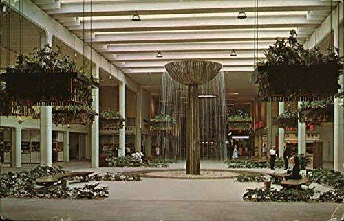 Interior of the New Winter Park Mall Shopping Center Winter Park, Florida Original Vintage - Mall Shopping Florida