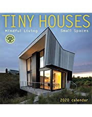 Tiny Houses 2020 Wall Calendar: Mindful Living, Small Spaces
