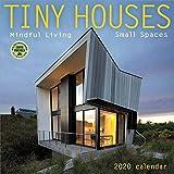 Tiny Houses 2020 Wall Calendar: Mindful