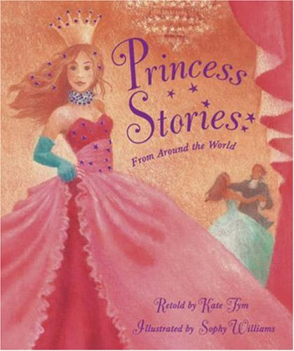 Princess Stories from Around the World pdf