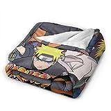 blublocs Anime Naruto Throw Blanket Naruto Akatsuki