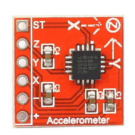 SainSmart ADXL335 Triple Axis Accelerometer Breakout Module for Arduino