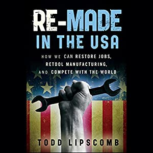 Re-Made in the USA Audiobook