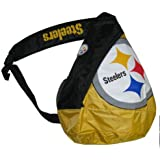 Pittsburgh Steelers NFL Football Core Sling Bag Backpack Back Pack