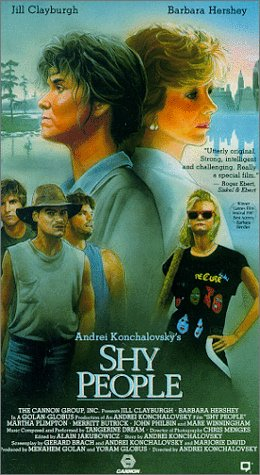 Shy People [Vhs]