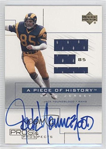 Used, Jack Youngblood (Football Card) 2001 Upper Deck Pros for sale  Delivered anywhere in USA