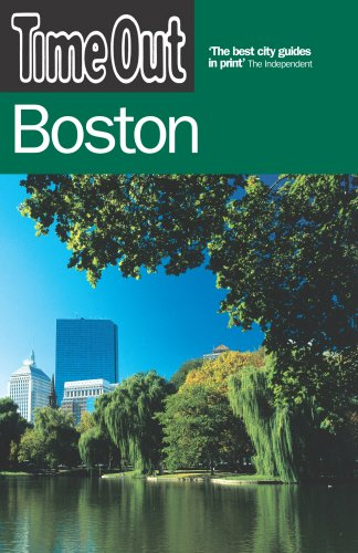 Time Out Boston (Time Out Guides)