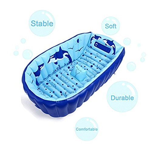 Inflatable Children Bathtub - 2
