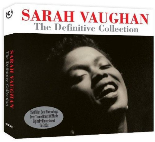 The Definitive Collection - sarah Vaughan by CD