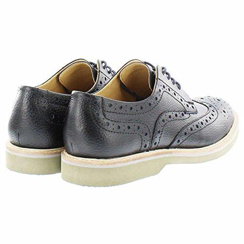 Weatherproof-Vintage-Mens-Wingtip-Shoe-11-Black