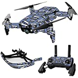 MightySkins Skin For DJI Max Coverage - Tape 13 | Protective, Durable, and Unique Vinyl Decal wrap cover | Easy To Apply, Remove, and Change Styles | Made in the USA