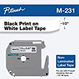 Brother Genuine P-touch M-231