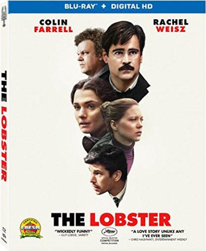 Blu-ray : The Lobster (Blu-ray)