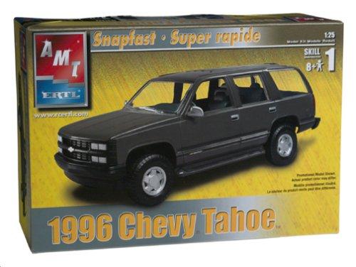 (AMT 1996 Chevy Tahoe Snapfast model kit 1/25)