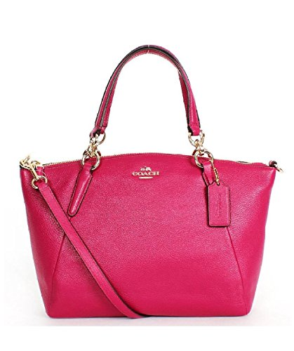 Coach Leather Small Kelsey Cross product image