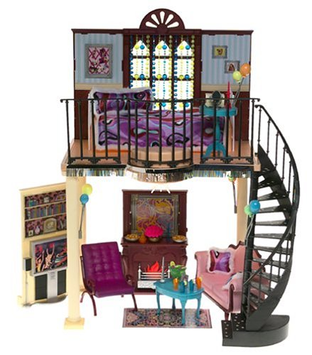 My Scene Madisons Party Playset