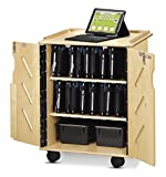Jonti-Craft 3400JC Laptop and Tablet Storage Cart
