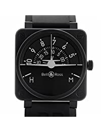 Bell & Ross BR 01 Aviation automatic-self-wind mens Watch BR01-92 (Certified Pre-owned)