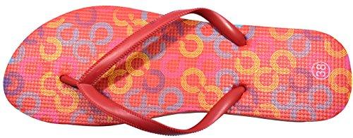 Da Per Infradito Red E L'estate La Design Stili Diversi Colori Octave® Links Donna Spiaggia wO5qXxx