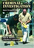 img - for Criminal Investigation: Basic Perspectives (10th Edition) book / textbook / text book