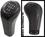 Gear Shift Knob Fits BMW Models Listed With Manual 5-Speed Transmission