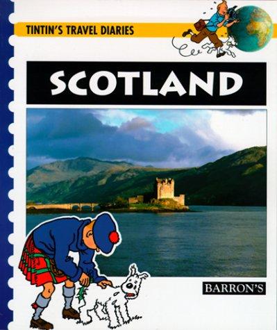 Scotland (Tintin's Travel Diaries)