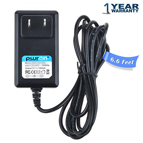 PwrON (6 FT Long Cable) AC Adapter for Electro-HARMONIX Deluxe Electric Mistress Power Supply ()