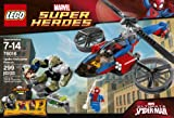 LEGO Superheroes 76016 Spider-Helicopter Rescue (Discontinued by manufacturer)