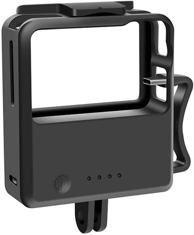boomprospect Action Camera Adapter Mount Plate for DJI Osmo Action Camera