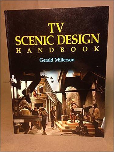 Book TV Scenic Design by Gerald Millerson (1989-06-01)