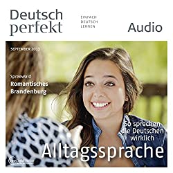 Deutsch perfekt Audio - Alltagssprache. 9/2013