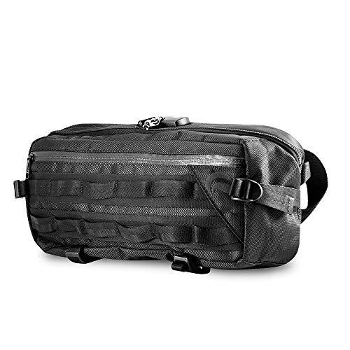 (Skunk Sling Smell Proof Bag w/Combo Lock (Black))